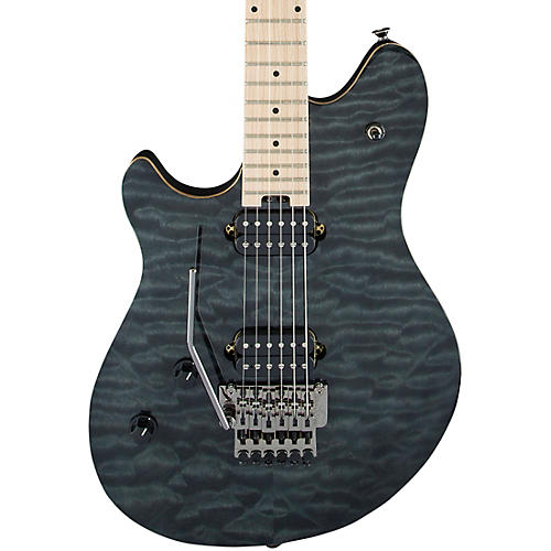 471fe84c6d8 EVH Wolfgang WG Standard Quilted Maple Left-Handed Electric Guitar. Product  Description