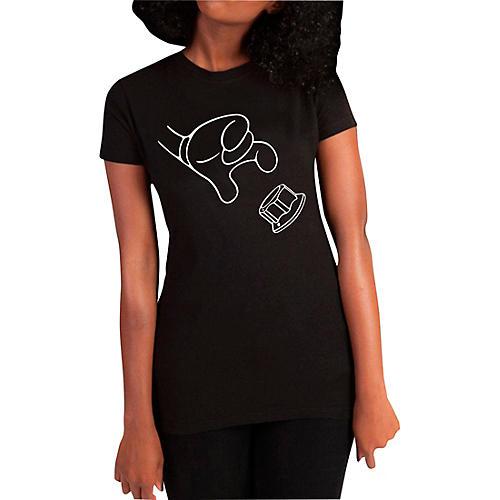 Moog Women's Cutoff Knob T-Shirt