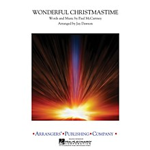Arrangers Wonderful Christmastime Concert Band Level 2.5 Arranged by Jay Dawson