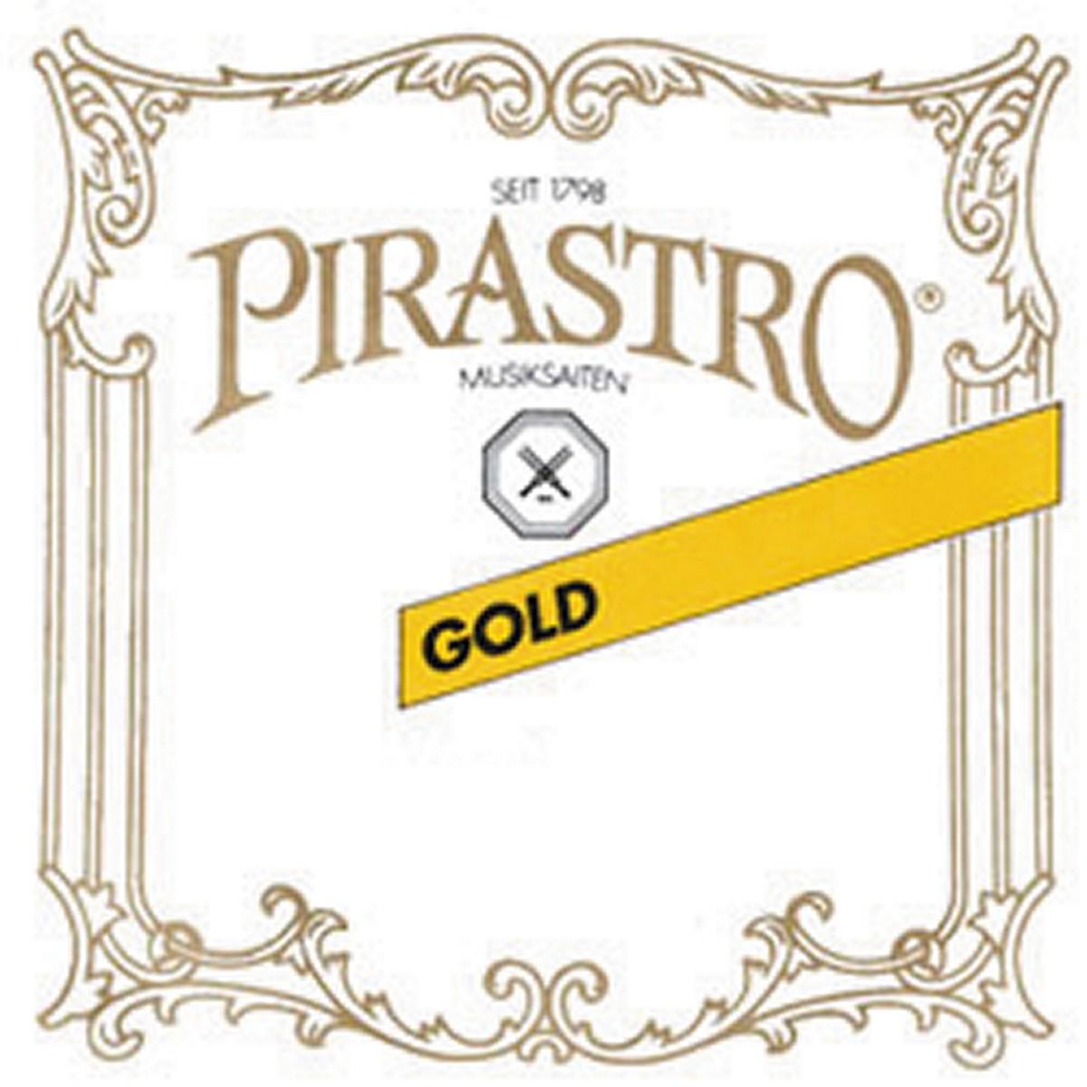 Pirastro Wondertone Gold Label Series Cello String Set