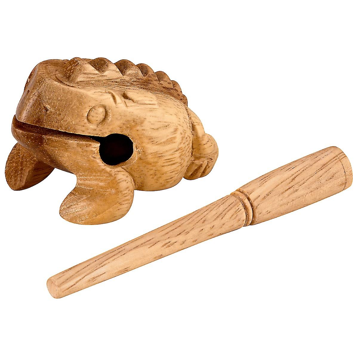 Nino Wood Frog Guiro