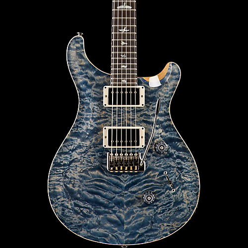 Prs wood library custom carved quilted maple top