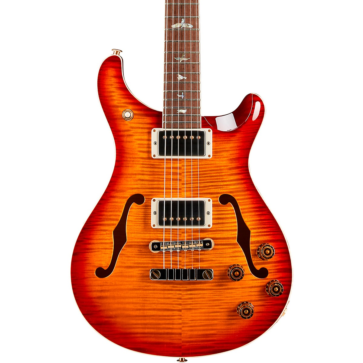 PRS Wood Library McCarty 594 Hollowbody II Brazilian Rosewood Fretboard Electric Guitar