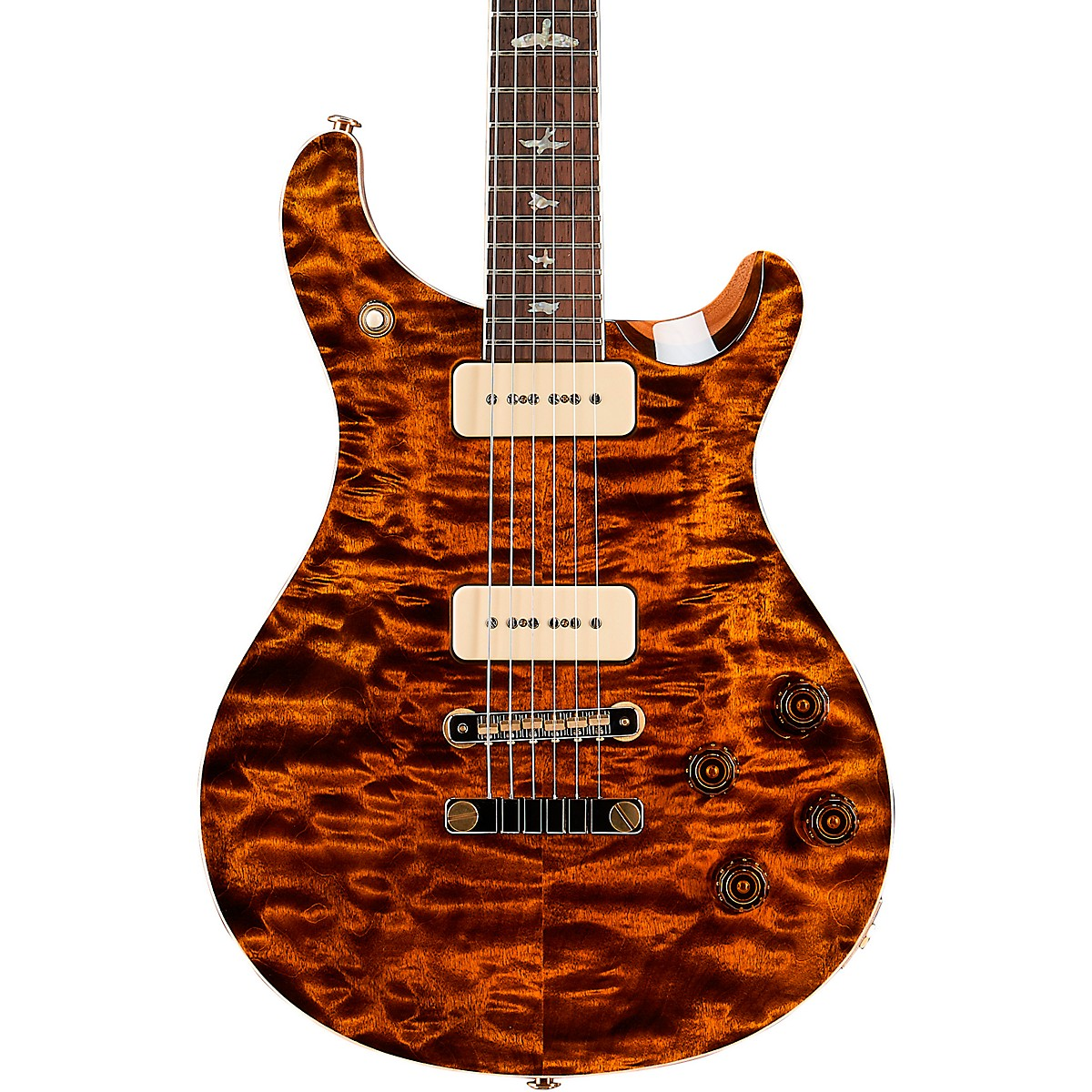 PRS Wood Library McCarty 594 Soapbar With a Brazilian Rosewood Fretboard Electric Guitar