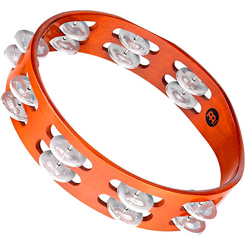 Meinl Wood Tambourine Two Rows