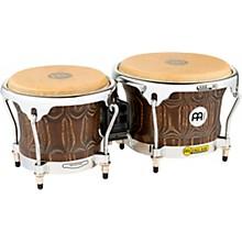 Woodcraft Bongos 7 and 8.5 in. Vintage Brown