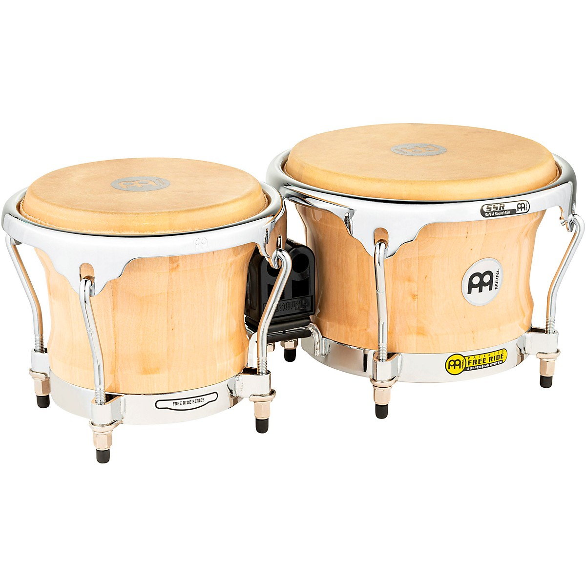 Meinl Woodcraft Series European Birch Bongos