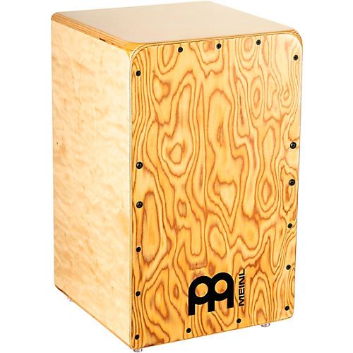 Meinl Woodcraft Series String Cajon with Makah Burl Frontplate
