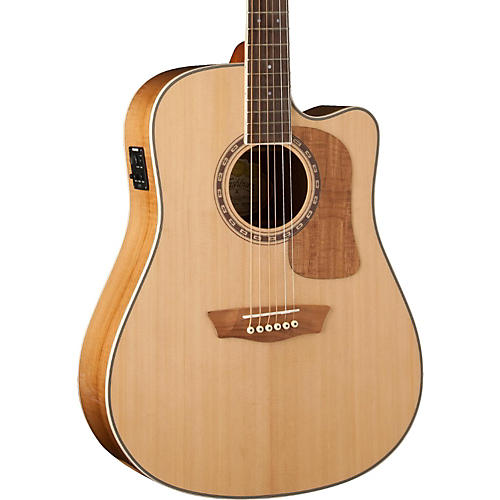 Washburn Woodcraft Series WCSD52SCE Dreadnought Acoustic-Electric Guitar