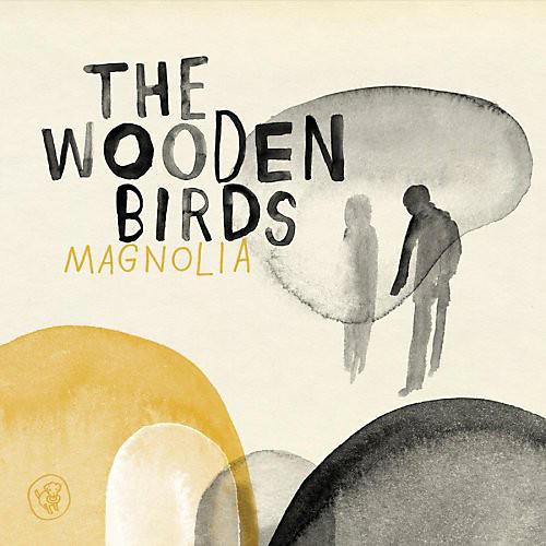 Alliance Wooden Birds - Magnolia