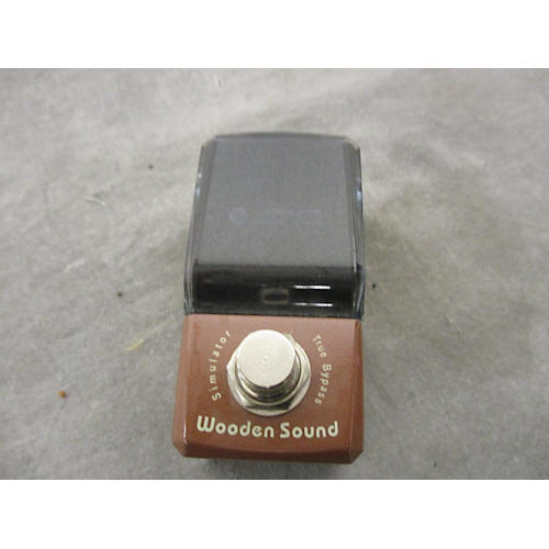 Joyo Wooden Sound Pedal