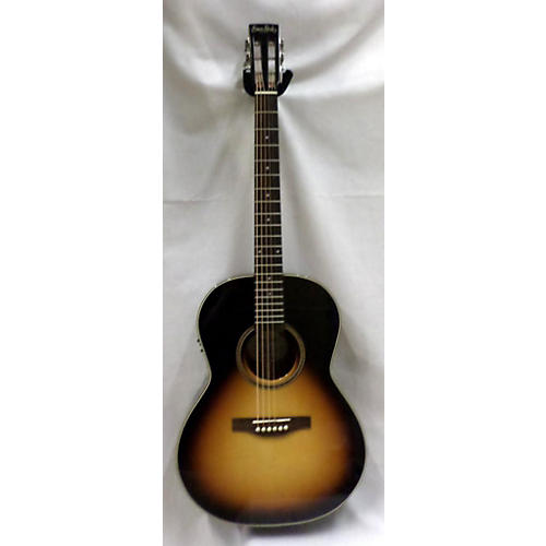 Simon & Patrick Woodland Pro Sunburst HG A3T Acoustic Electric Guitar