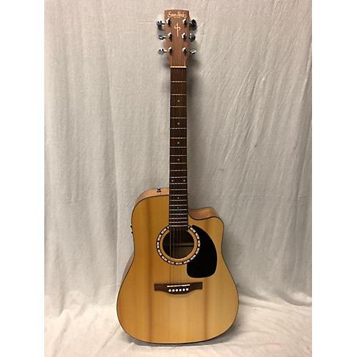 Simon & Patrick Woodland Spruce A3T Acoustic Guitar