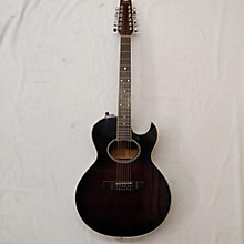 Washburn Woodstock 12 12 String Acoustic Electric Guitar