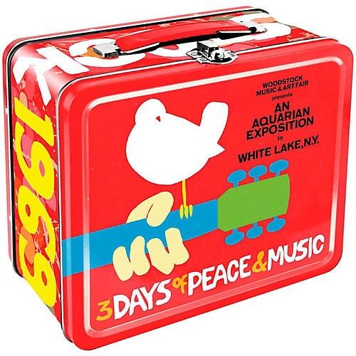 Hal Leonard Woodstock Lunch Box