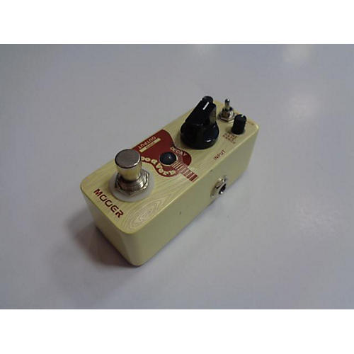 Mooer Woodverb Effect Pedal