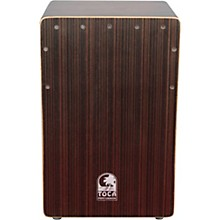 Workhorse Cajon 11.75 x 19.75 x 11.75 in. Dark Walnut