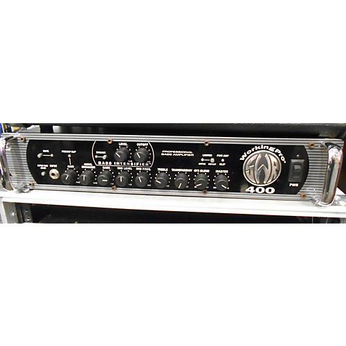 SWR Working Pro 400 Bass Amp Head