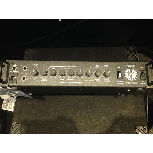 used swr workingman 39 s 160 bass amp head guitar center. Black Bedroom Furniture Sets. Home Design Ideas