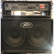 SWR Workingman's 4004 With Peavey 2x12 Cab Bass Stack