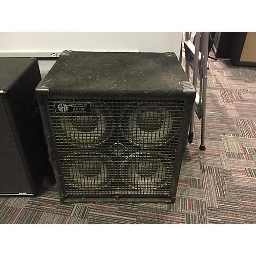 SWR Workingman's 4x10 Bass Cab Bass Cabinet