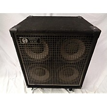 SWR Workingman's 4x10 T Bass Cabinet
