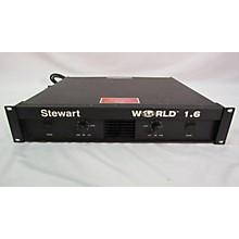 Stewart World 1.6 Power Amp