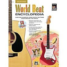 Alfred World Beat Encyclopedia Book & CD