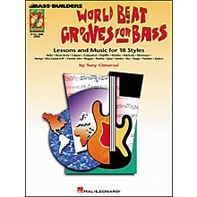 Hal Leonard World Beat Grooves for Bass (Book/CD)
