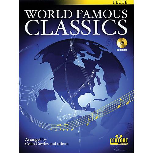Fentone World Famous Classics (Piano Accompaniment (No CD)) Fentone Instrumental Books Series Softcover