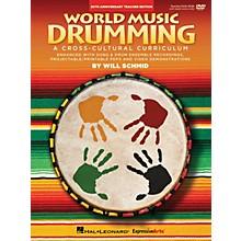 Hal Leonard World Music Drumming: Teacher/DVD-ROM (20th Anniversary Edition) TEA/DVD-ROM