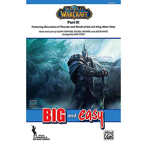 Alfred World of Warcraft, Part III Grade 2 (Easy)