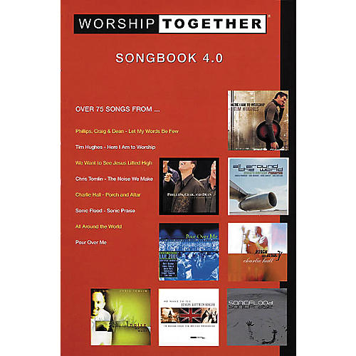 Worship Together Worship Together 4.0 (Songbook)