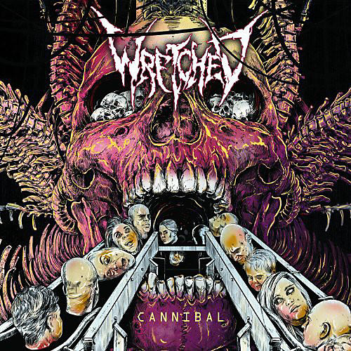 Alliance Wretched - Cannibal