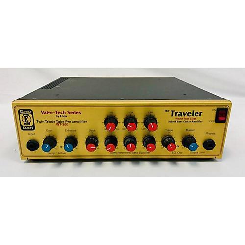Eden Wt-300 Traveler Bass Amp Head