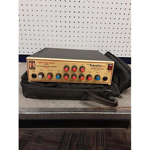 Eden Wt-400 Twin Tritode Tube Pre Amplifier Tube Bass Preamp