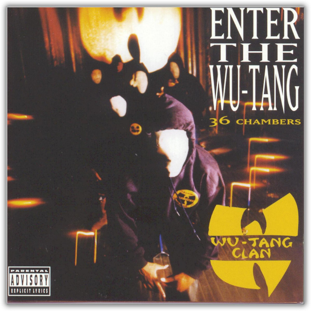 Sony Wu-Tang Clan - Enter the Wu-Tang Vinyl LP