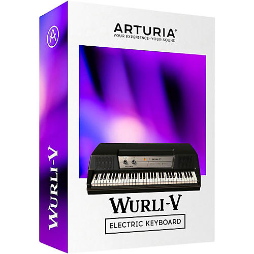 Arturia Wurli V2 (Software Download)