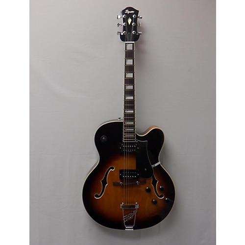 Squier X-155 Hollow Body Electric Guitar