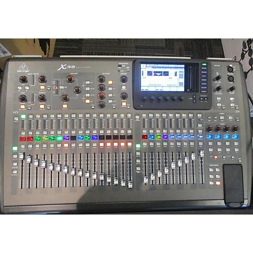 Behringer X 32 Digital Mixer