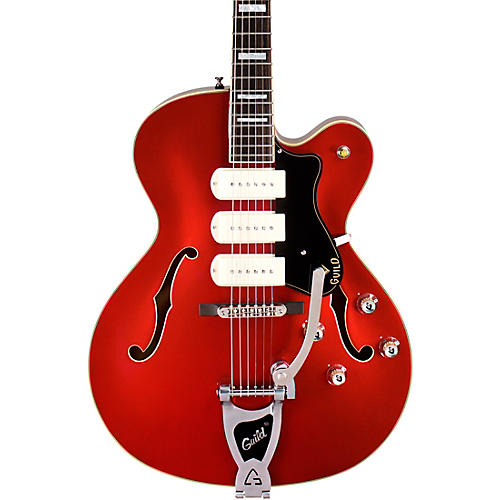Guild X-350 Stratford Hollow Body Electric Guitar