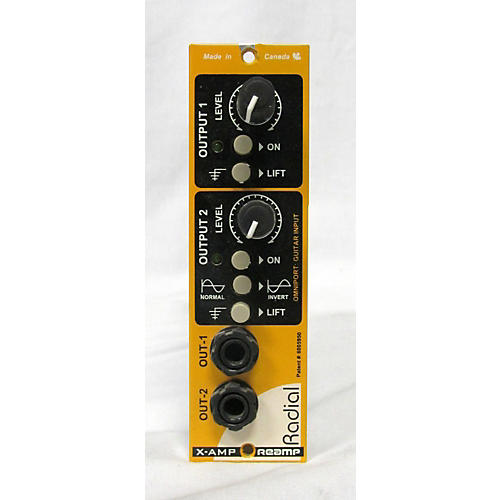 Radial Engineering X-AMP Microphone Preamp