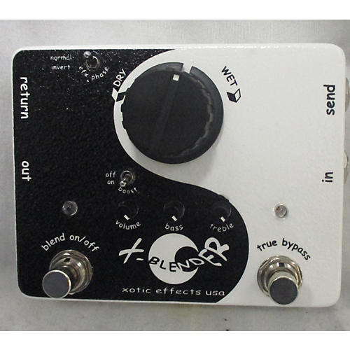 Xotic X-Blender Effect Pedal