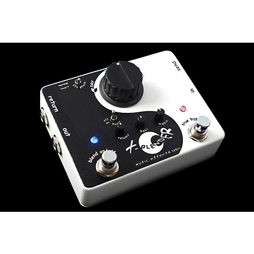 Xotic X-Blender Switchable Series/Parallel Loop Pedal