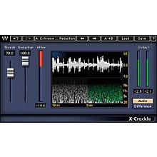 Waves X-Crackle Native/TDM/SG Software Download