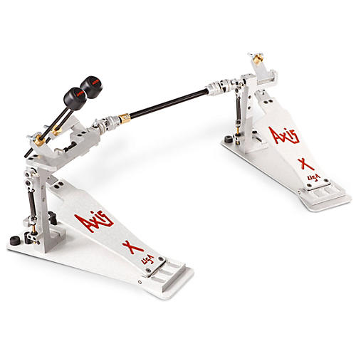 Axis X Double Left-Footed Double Bass Drum Pedal