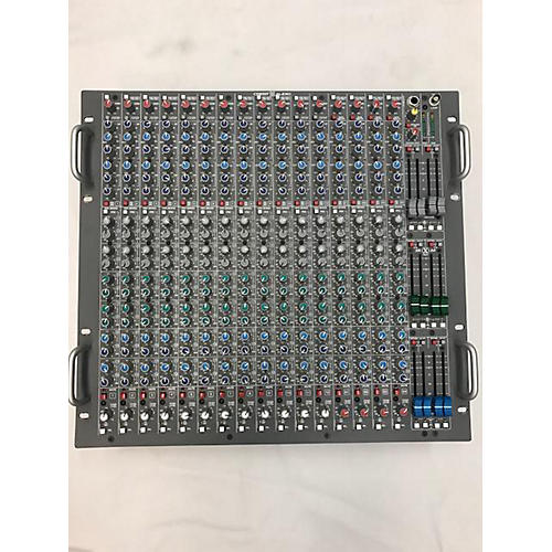 Crest Audio X RACK Powered Mixer