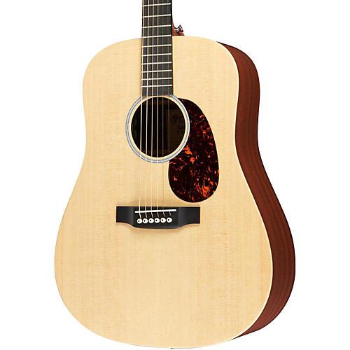 Martin X Series 2015 X1-DE Custom Dreadnought Acoustic-Electric Guitar
