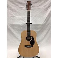 Martin X Series Custom X1D12E-CST 12 String Acoustic Electric Guitar
