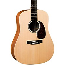 Martin X Series DX1KAE Dreadnought Acoustic-Electric Guitar